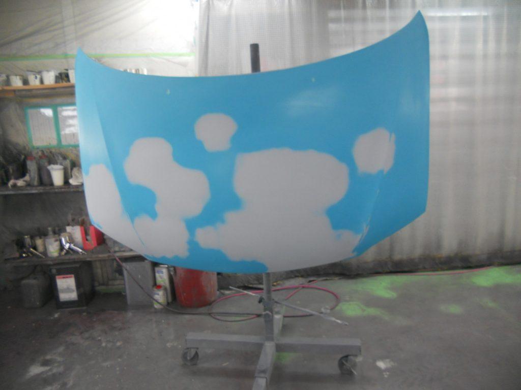 塗装劣化、下地処理、塗装前