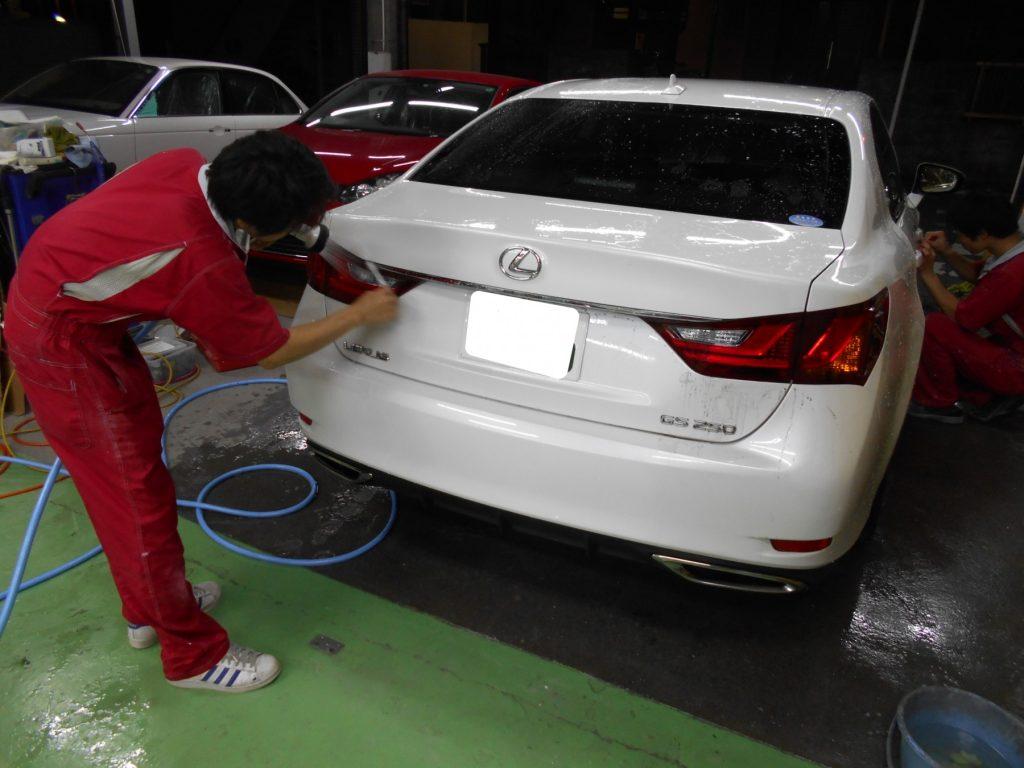 コーティング・洗車