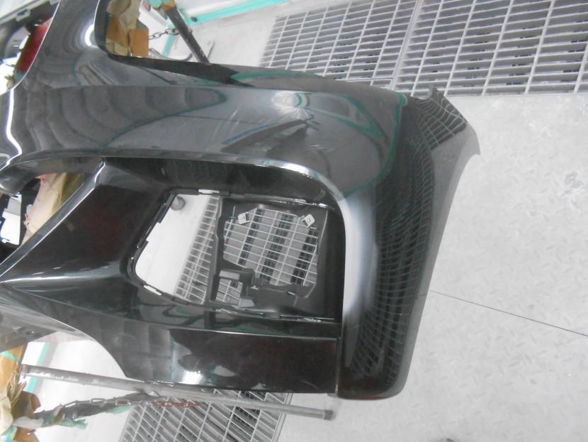 BMW・擦り傷修理・左側