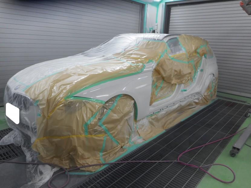 BMW塗装