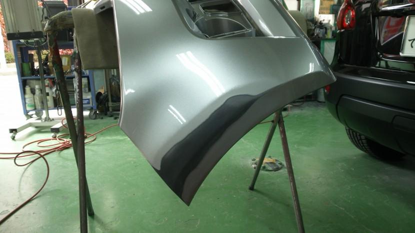 バンパー、フェンダー板金塗装、バンパー修理