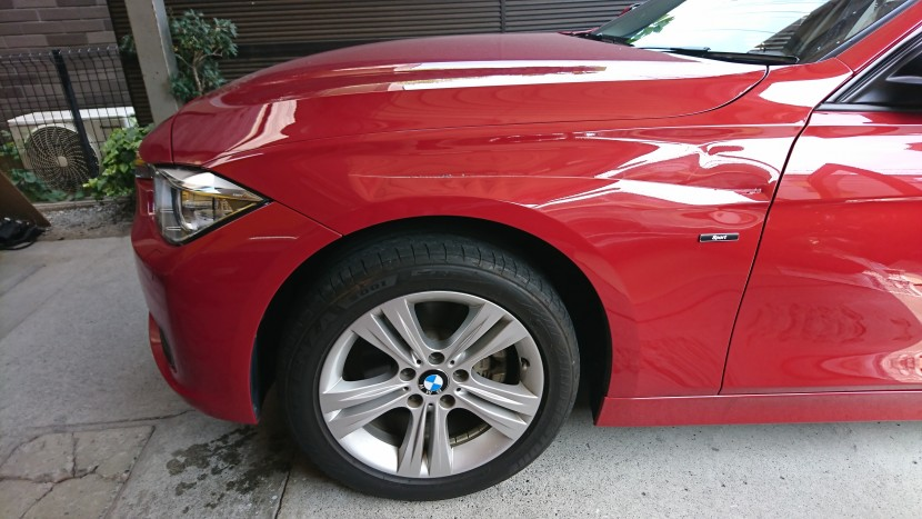 BMWフェンダー交換に技術力は必要ない?損しない為にプロが画像で解説