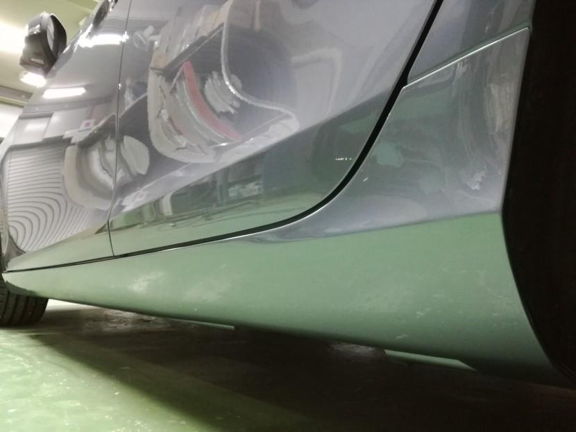 車の板金塗装、プロの見極めが重要!交換か修理可能か!
