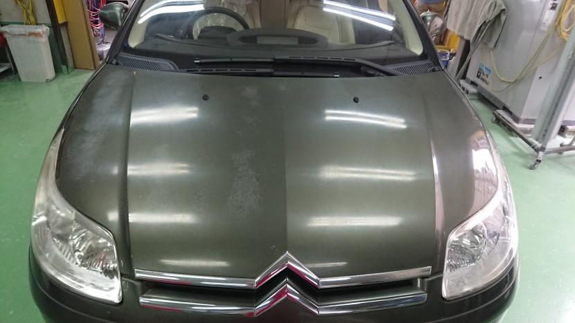 車のクリア層が劣化!再塗装までを画像で紹介