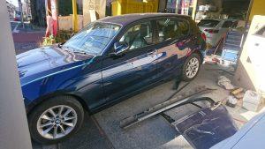 BMWの保険修理/損しない為に提案と助言【技術者目線】
