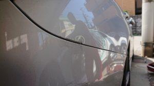 輸入車の傷へこみ修理【格安で綺麗な理由】技術者の思い。